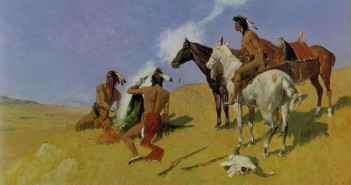 Frederic_Remington_smoke_signal