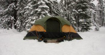 Tents for Cold Weather
