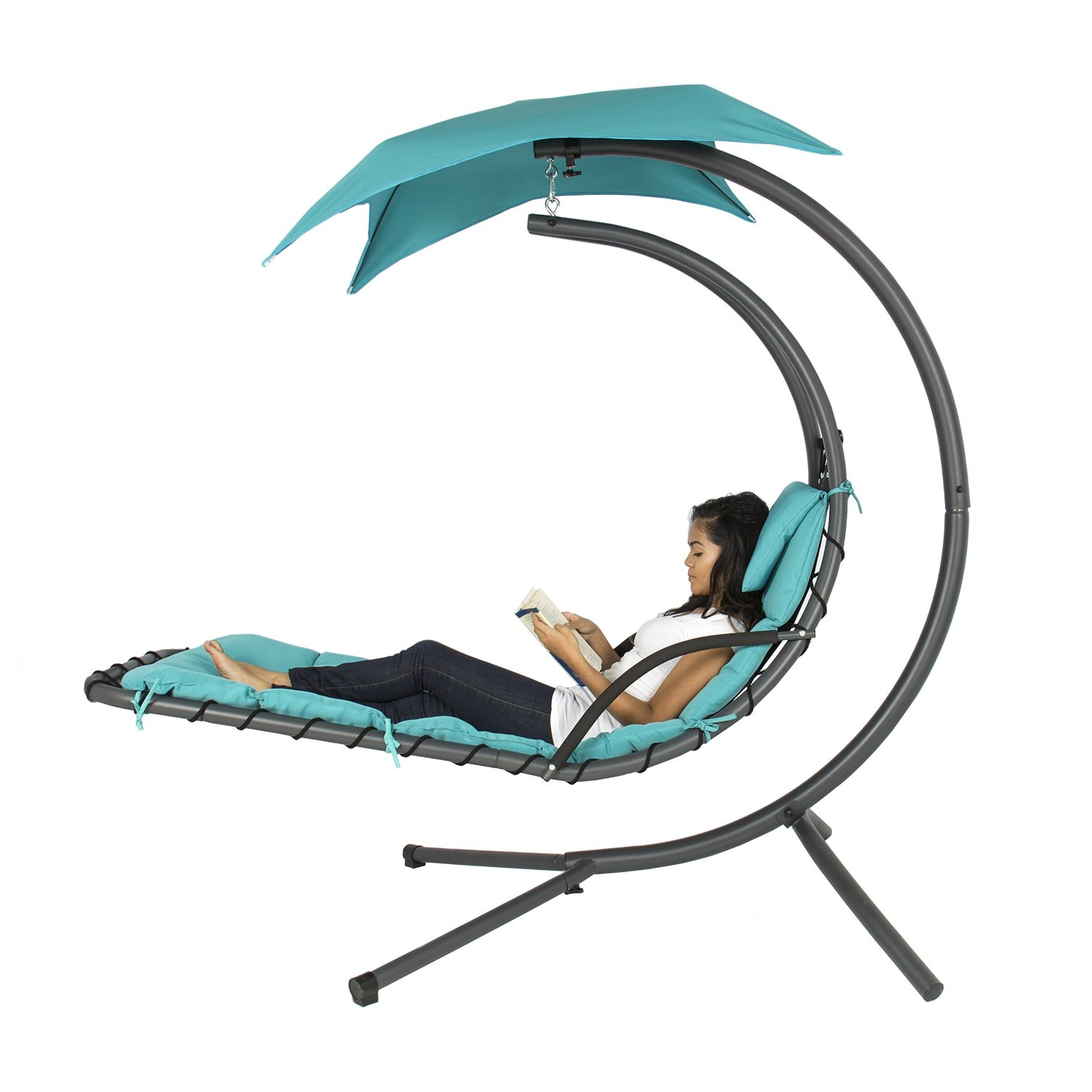 Free Standing Hammock: Forget About Insomnia And Rejuvenate - Free Standing Hammock: Forget About Insomnia And Rejuvenate