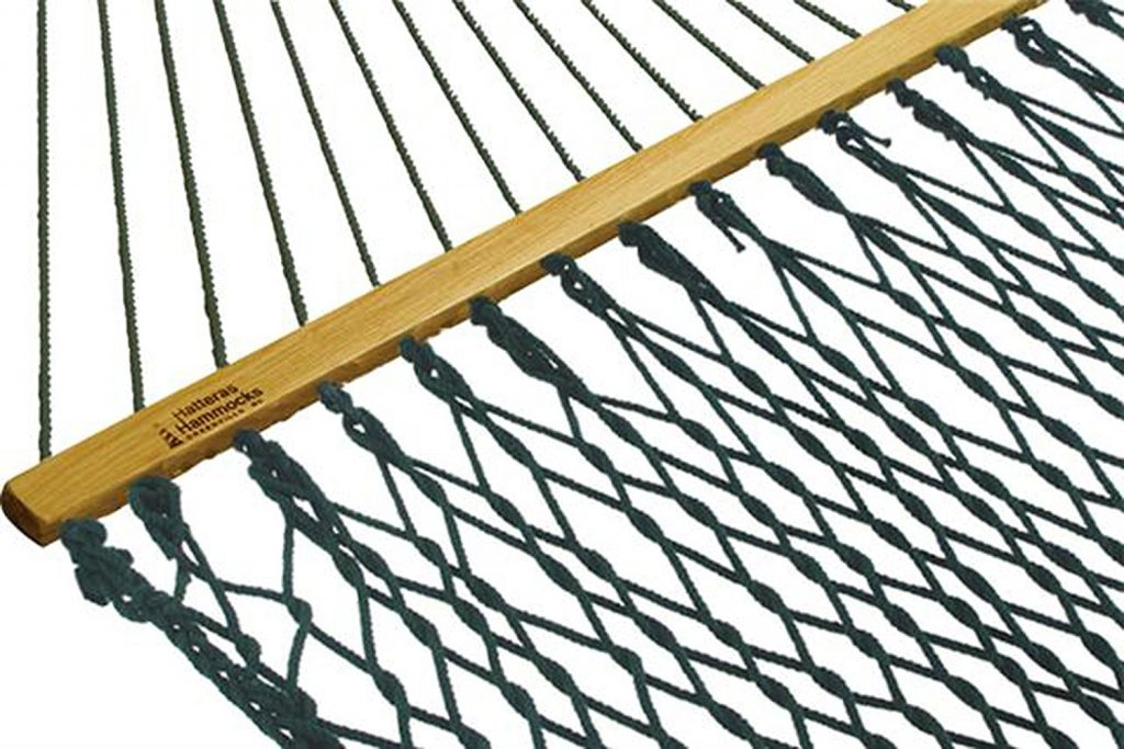 Hatteras Large DuraCord Rope Hammock