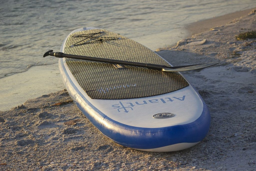 Atlantis Paddle Boards SUP Inflatable Paddle Board